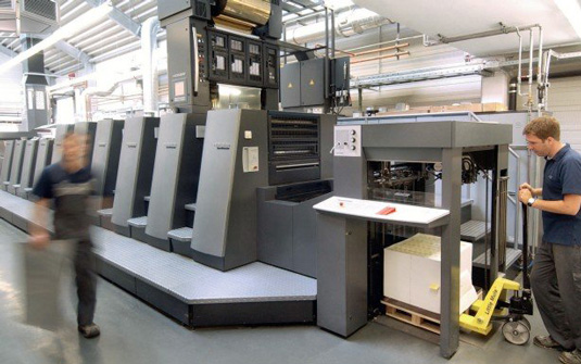 What do I ask a printing press when getting an estimate?