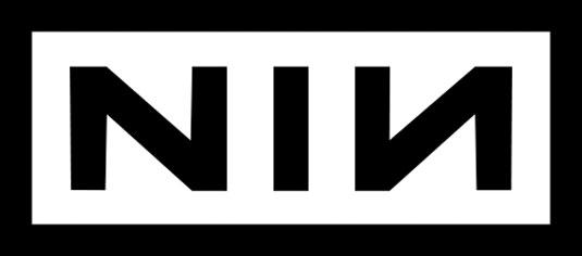 35 beautiful band logo designs - Nine Inch Nails