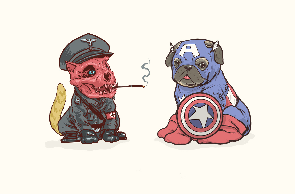 dog superheroes
