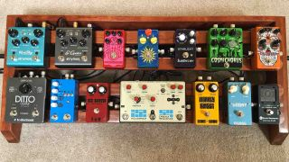 Updated for February MusicRadar users share their guitar and bass boards