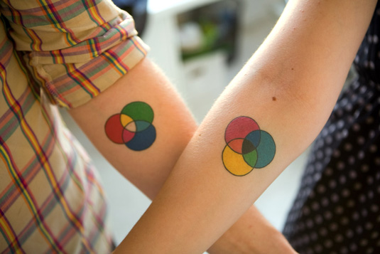 1000  images about CMYK / RGB tattoo on Pinterest | Color wheel ...