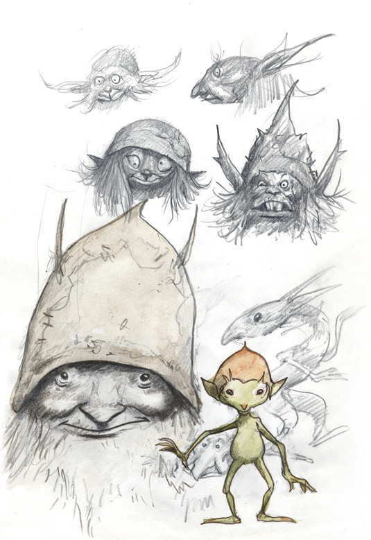 The Labyrinth and Dark Crystal artist exclusive interview