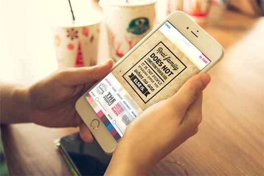 Typorama app