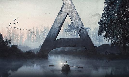 Free font: Arkhip