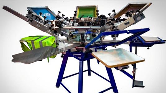 Screen printing: Wicked Printing Stuff