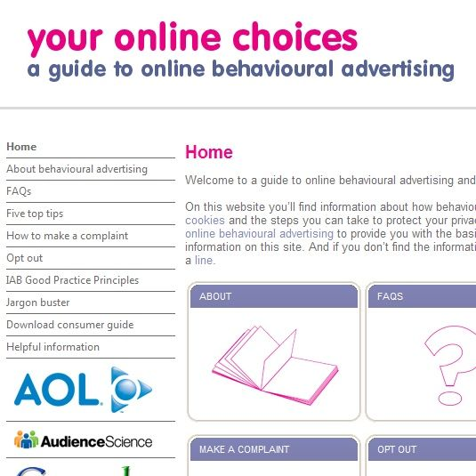 iab launches opt out website for online behavioural advertising itproportal. Black Bedroom Furniture Sets. Home Design Ideas