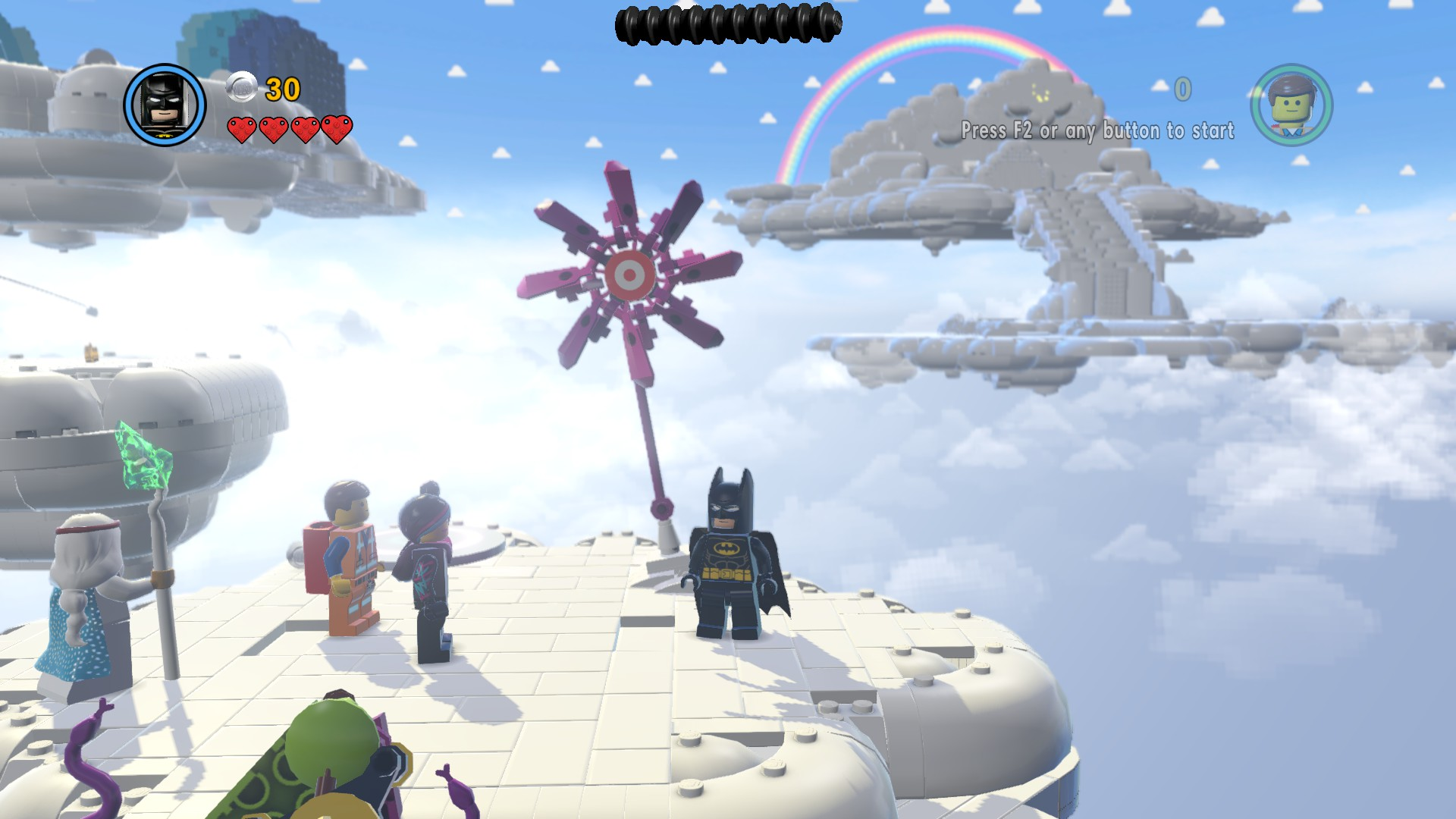 The LEGO Movie Videogame review   PC Gamer
