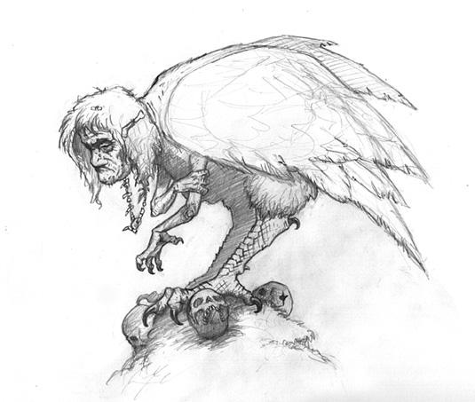 harpy step 3