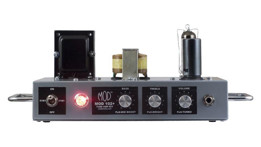 mod kits diy releases mod102 tube amp kit musicradar. Black Bedroom Furniture Sets. Home Design Ideas