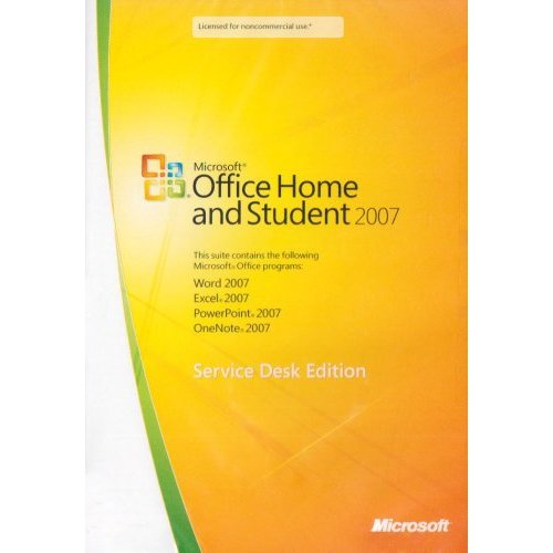 Microsoft Office Home And Student 2007 Iso