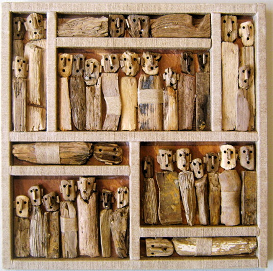 Outsider art: Marc Boulier