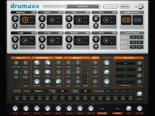 17 of the best vst au plugin drum machines in the world today musicradar. Black Bedroom Furniture Sets. Home Design Ideas