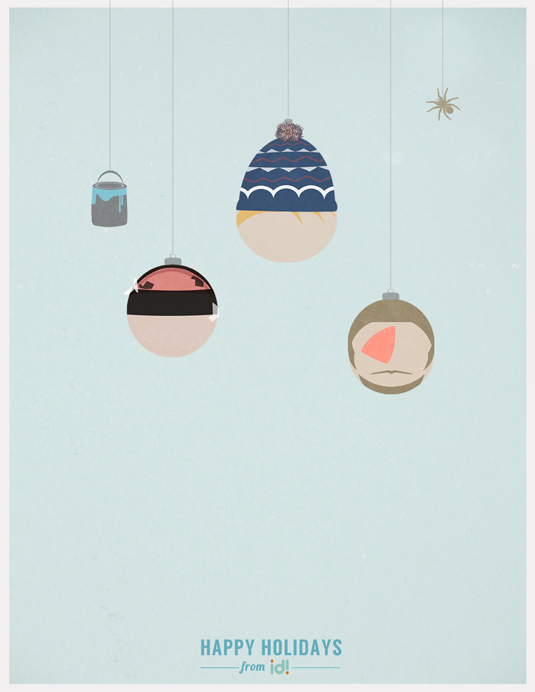 Minimalist Christmas posters: Home Alone