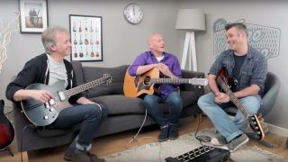 New Tone Lounge video spans guitar bass and acoustic tones