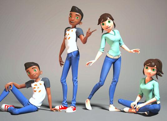 30 free 3d models creative bloq