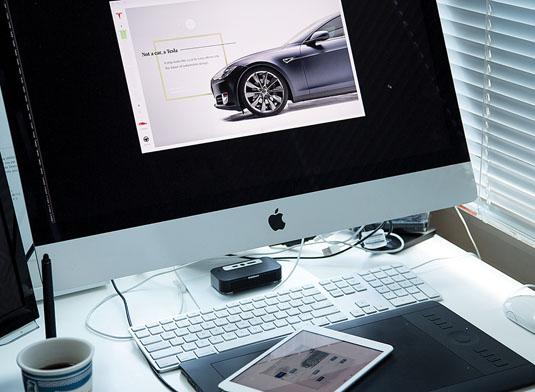 design a portfolio that packs a punch
