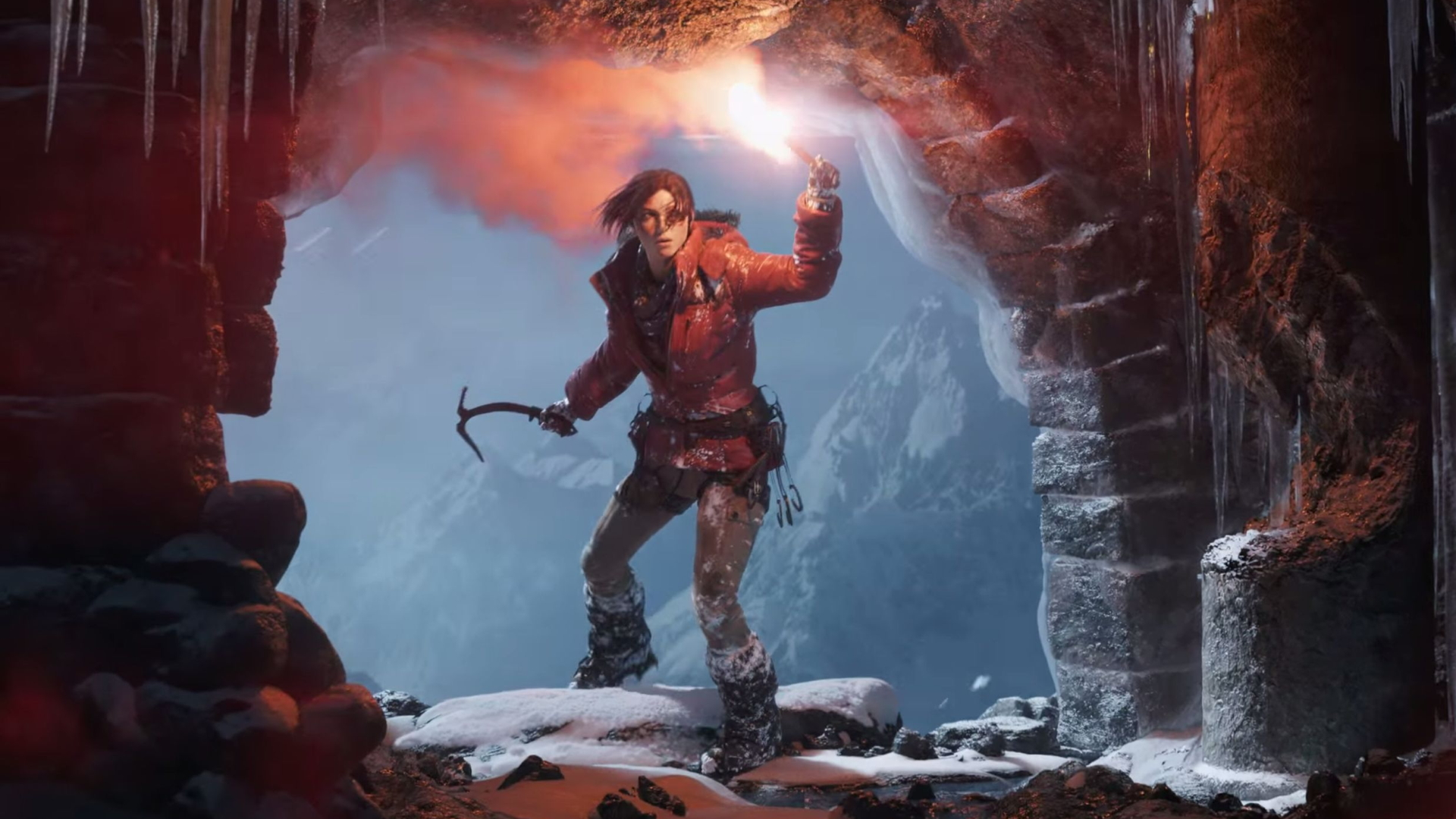 Stadia Pro gamers get Rise of the Tomb Raider and Thumper for free this January