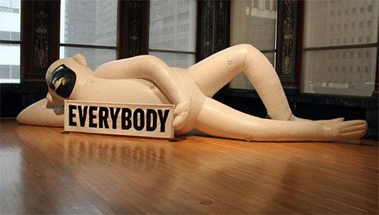 sagmeister art show