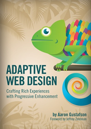web design books: Adaptive web design