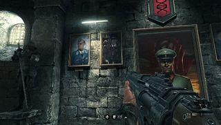 Wolfenstein The New Order Three Levers Secret Room