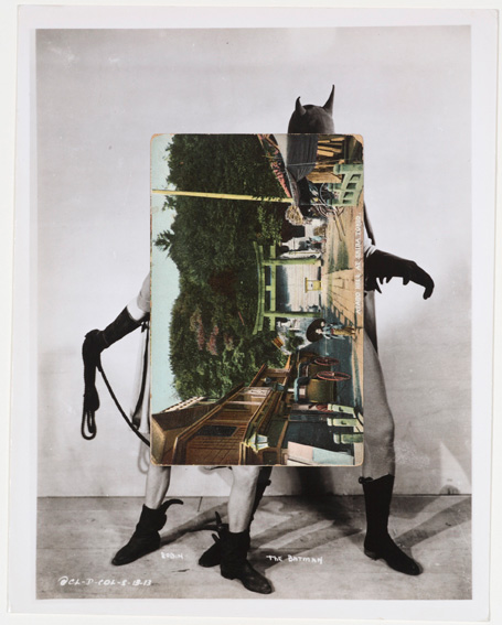 Gothic II by John Stezaker, 2009, Collage, 25.9x20.3 cm, Courtesy of Galerie Gisela Capaitain and The Approach, London