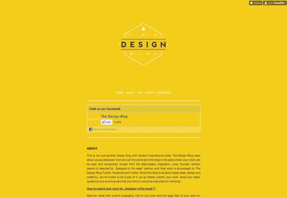 tumblr blogs for designers The-Design-Blog