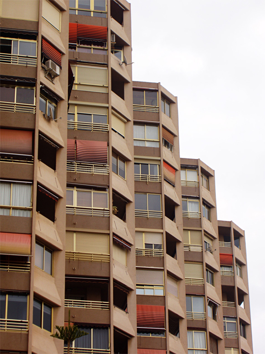 geometric buildings