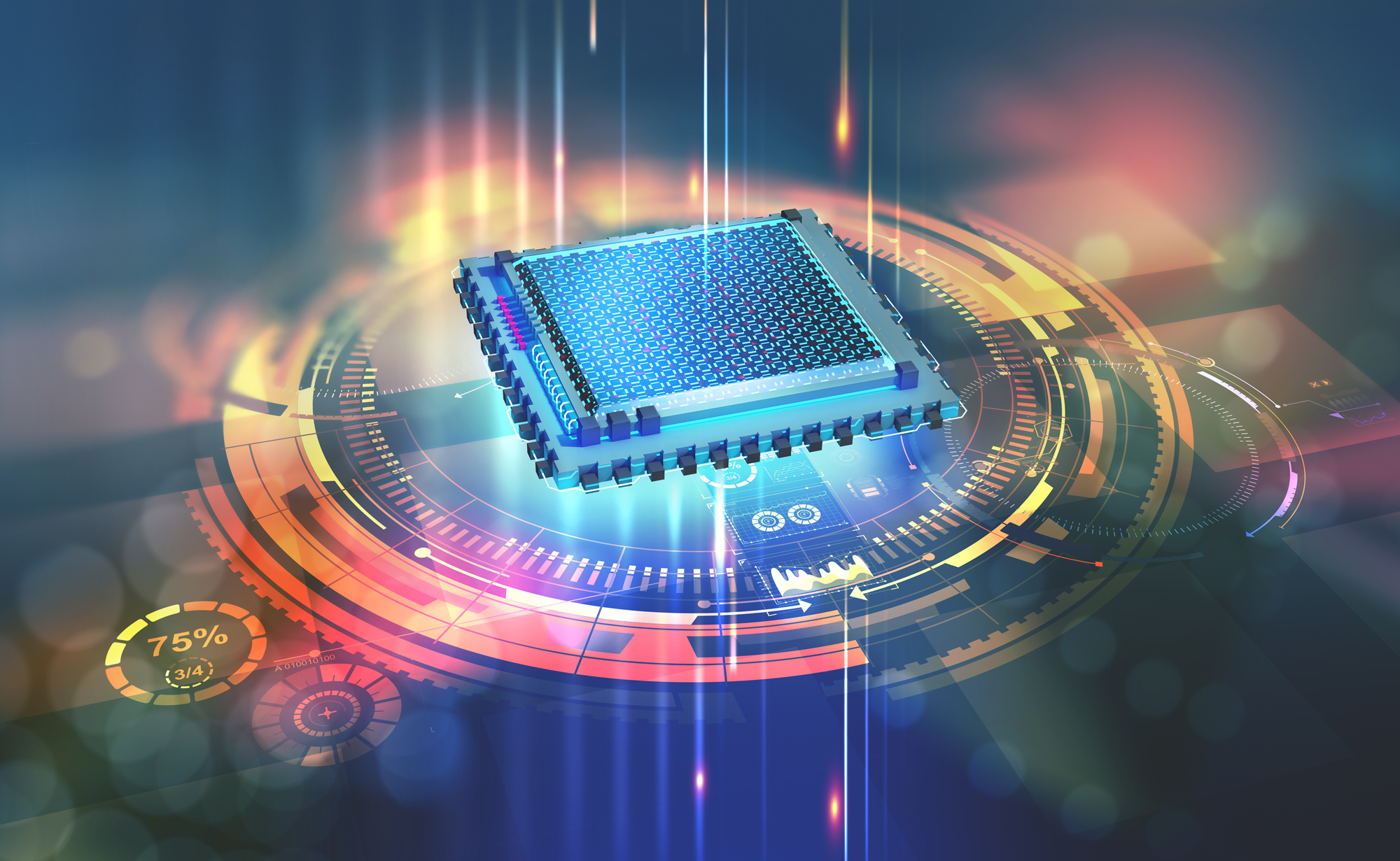 A scholar's physics challenge may make quantum computer systems twice as dependable 24zeyUXRA7ckkf8bj2SMcc