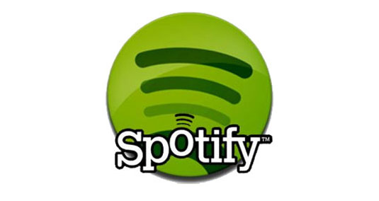Logo designs of 2013: spotify old