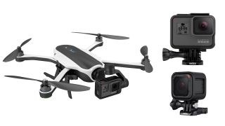 this is the gopro hero5 and karma drone and their price