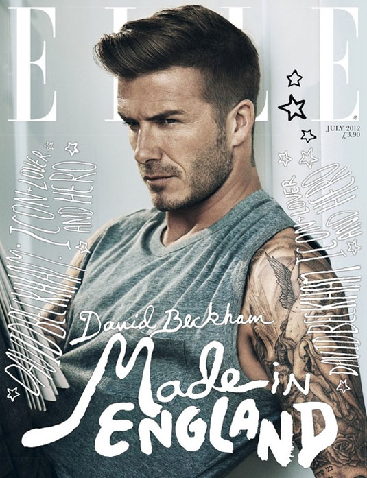 Magazine Covers: Elle