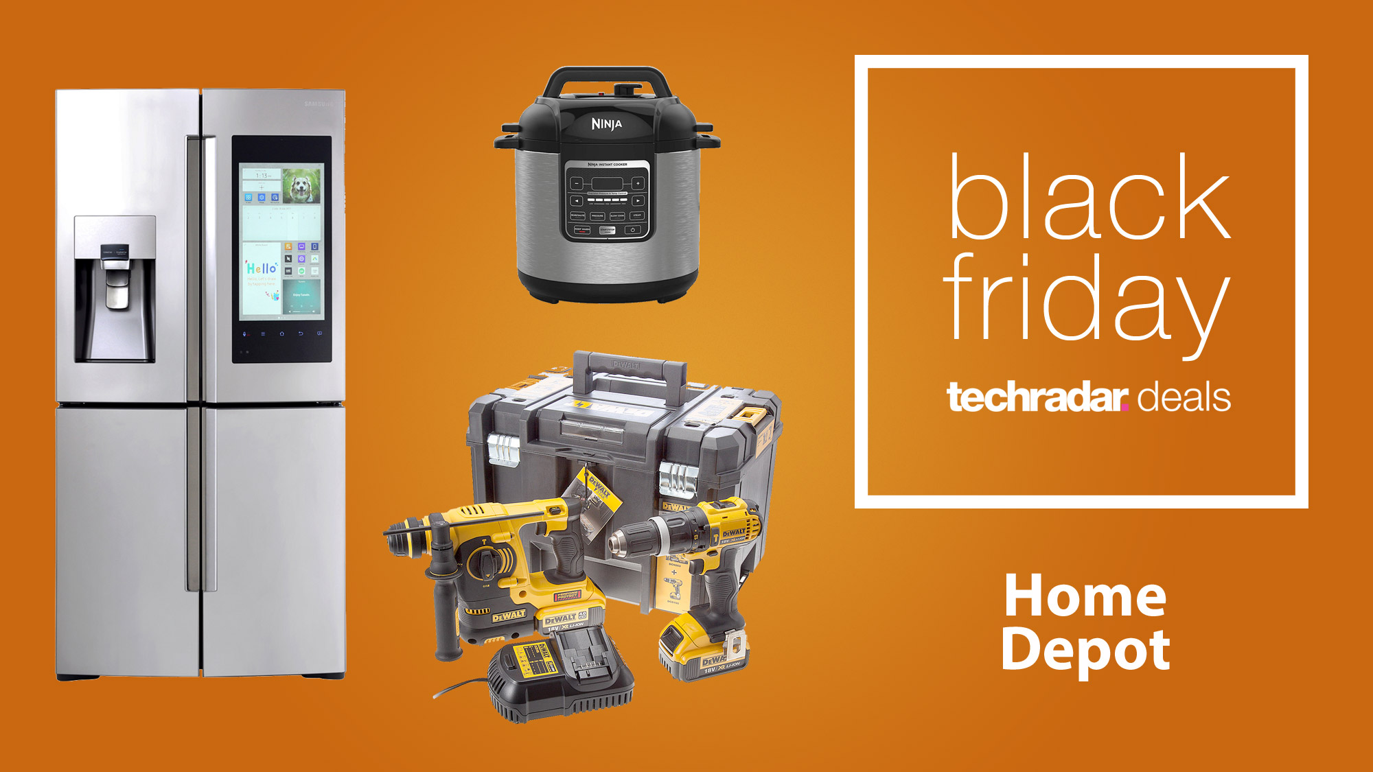 Home Depot Black Friday And Cyber Monday Sale 2020 The Best Deals We Can Expect Techradar