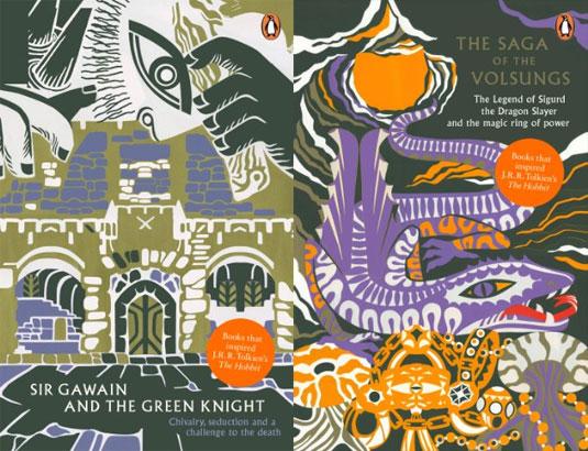 tolkien inspired cover art