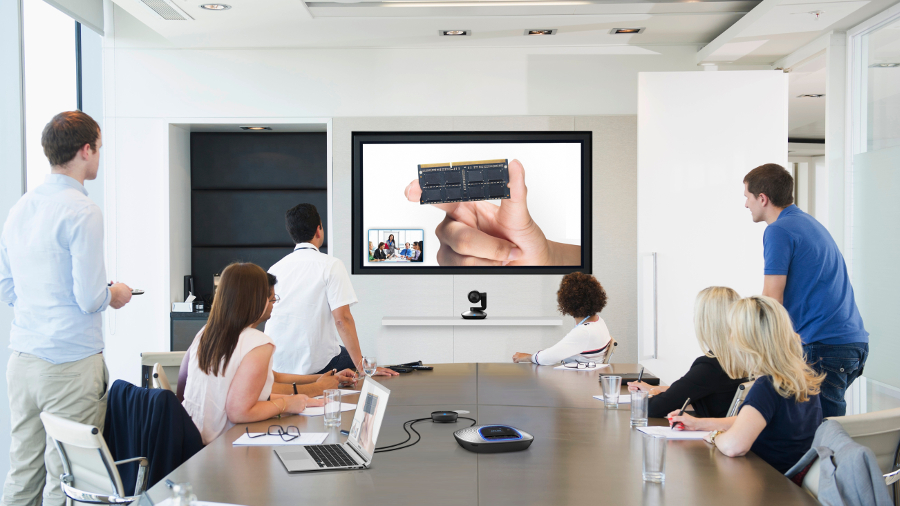 Logitech video conferencing solution makes any room a meeting ...