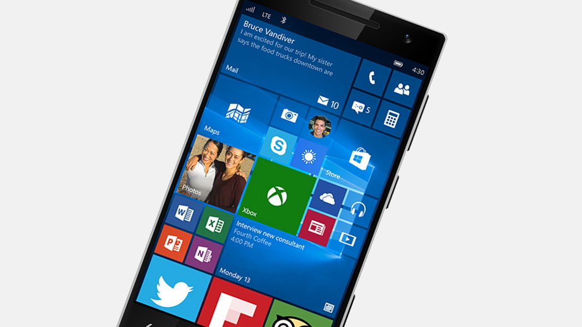 Windows 10 Mobile Finally Arrives For All Eligible Phones