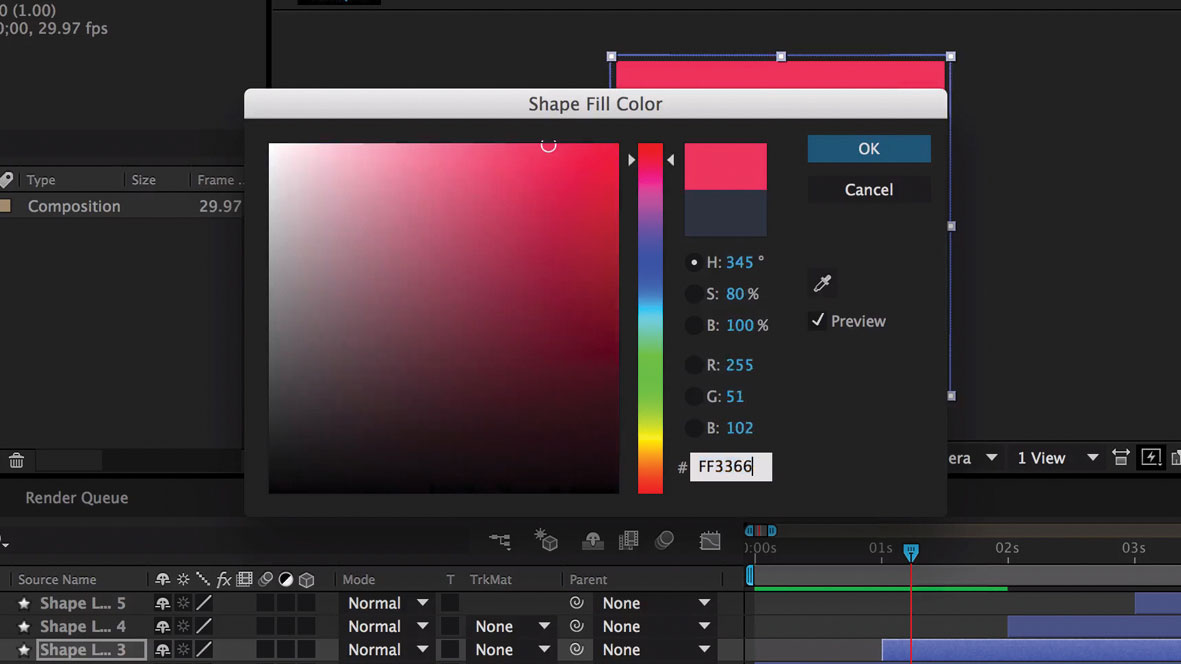Design a branded loading animation: More colours
