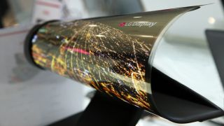 LG's flexible OLED may not be as futuristic as you might think ...