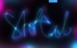 Slow shutter effect