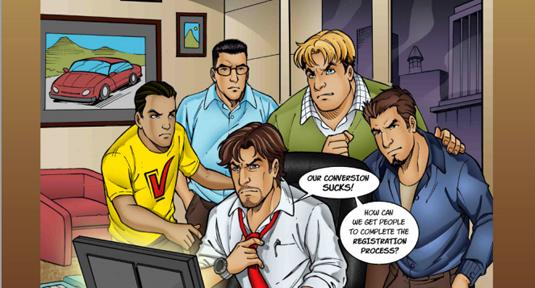 The Adventures of UX Hero