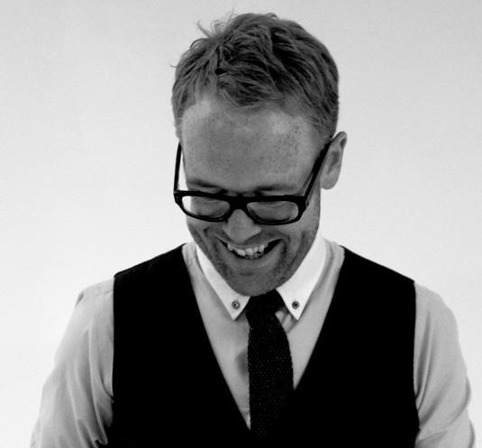 Become an art director - James Fenton