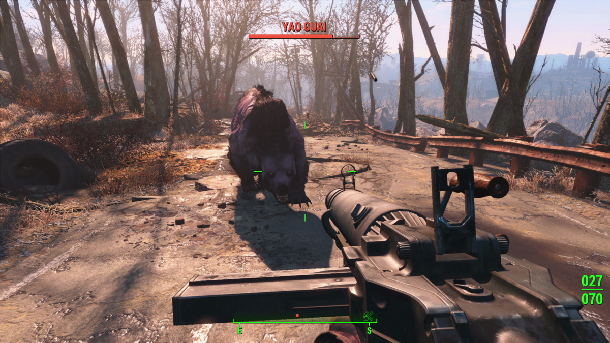 Fallout 4 is so big its lead producer hasn't seen everything it has to offer