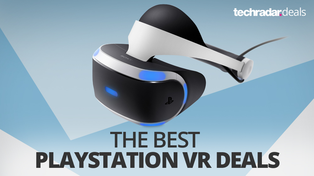 The best cheap PlayStation VR bundles, prices and deals for December 2019