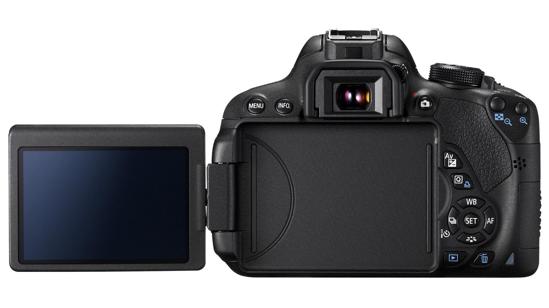 Canon EOS 700D review