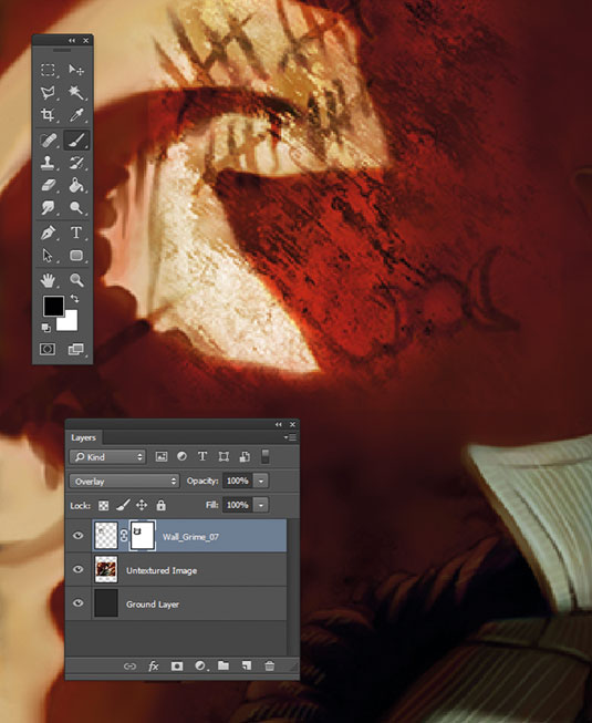 the beginners guide to photoshop - layer mask