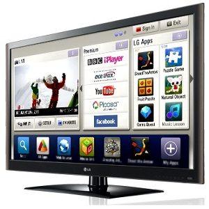 lg partners sharp philips for smart tv apps ecosystem itproportal. Black Bedroom Furniture Sets. Home Design Ideas