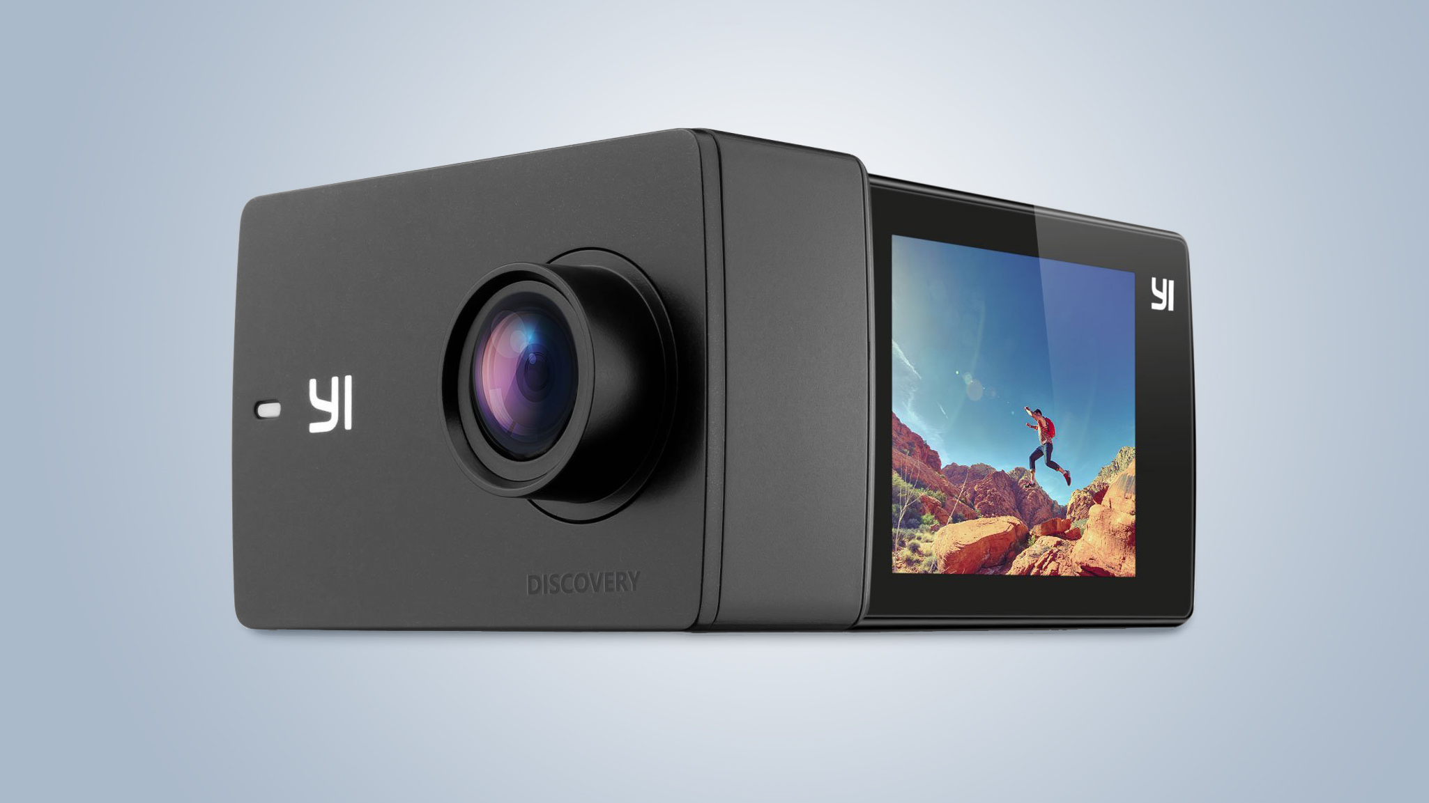 Yi Discovery Action Camera review