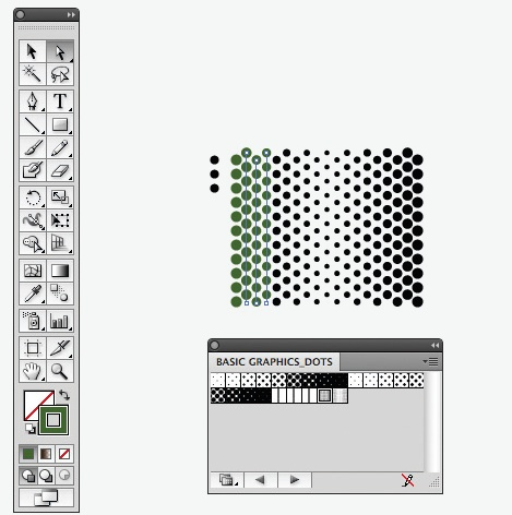 Add depth and texture in Illustrator 11
