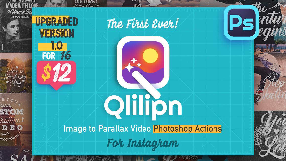 Best graphic design tools for June: Qlilipn