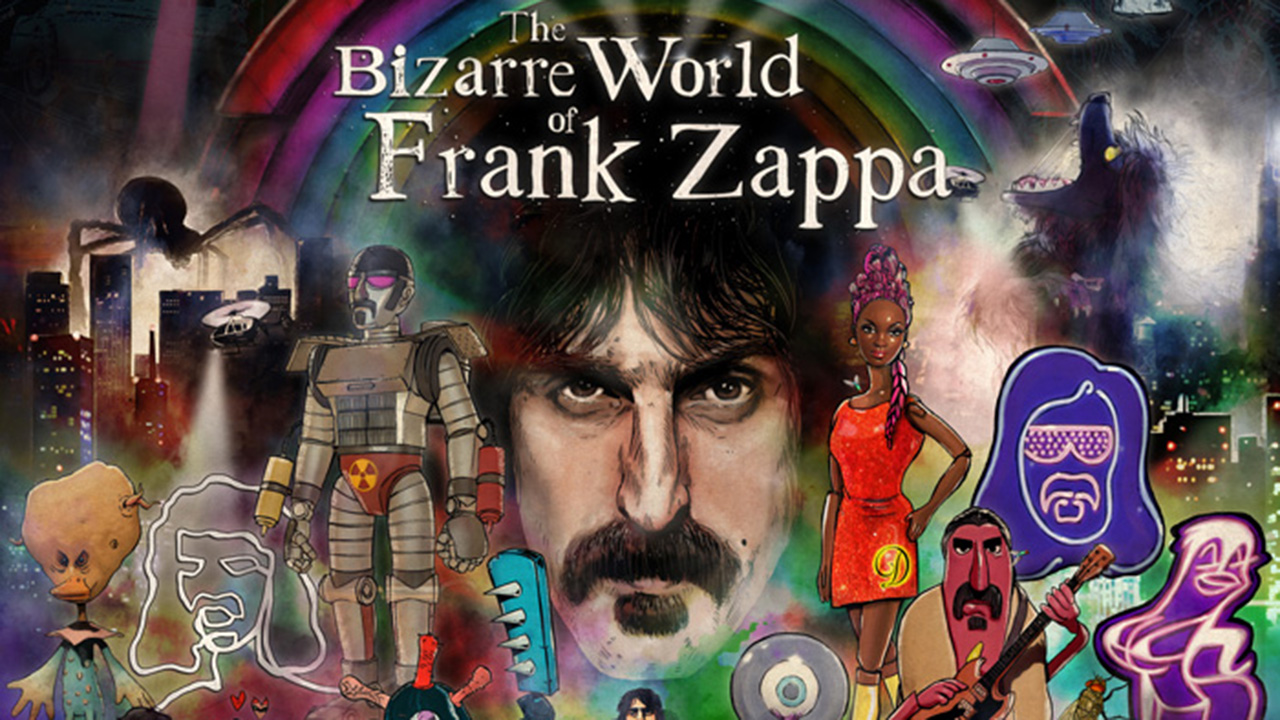 Frank Zappa hologram tour is coming to the UK in May