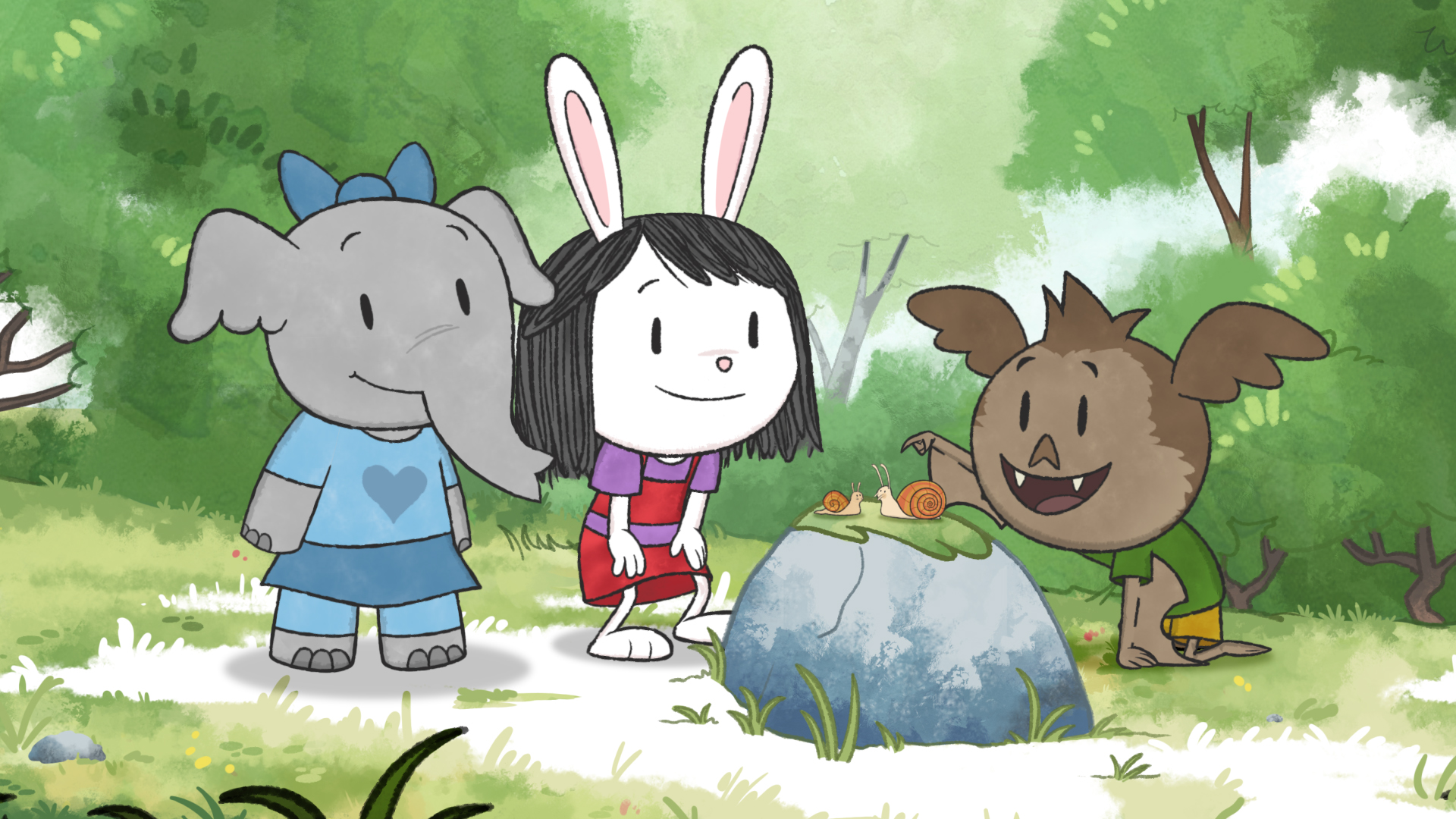 'Elinor Wonders Why' teaches kids to explore science by asking questions thumbnail